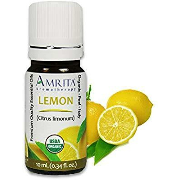 Organic Yellow Lemon Argentina Essential Oil