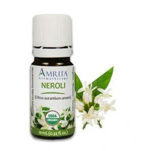 Organic Neroli Essential Oil 1ml