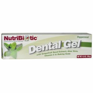 Dental Gel 4.5 Oz