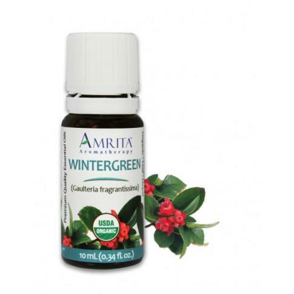 Wintergreen Nepal Essential Oil