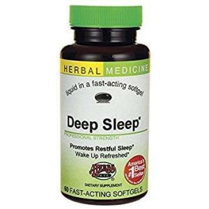 Deep Sleep Softgels 60 Ct