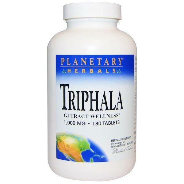 Triphala 180 Tablets