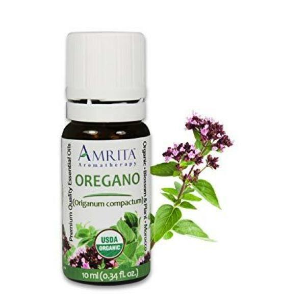 Organic Oregano Morocco Essential Oil