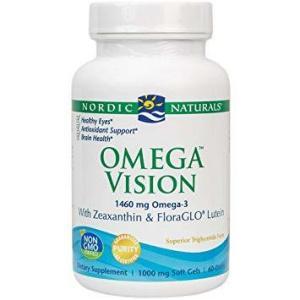 Omega Vision 60 Softgels
