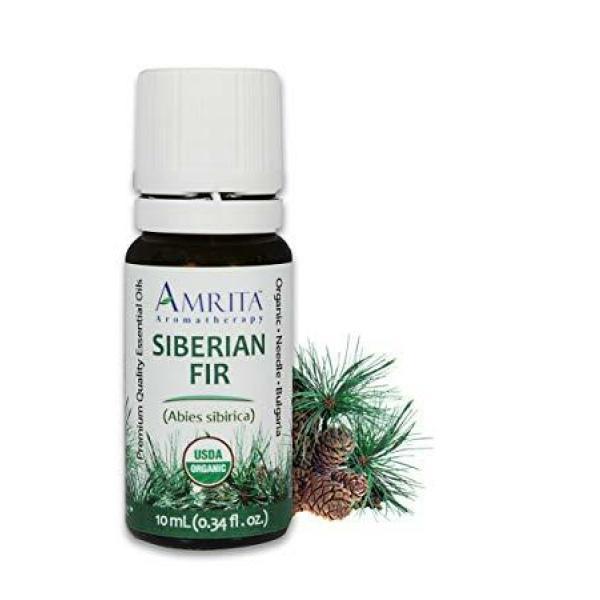 Organic Siberian Fir Essential Oil