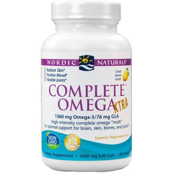 Complete Omega Xtra 60 Softgels