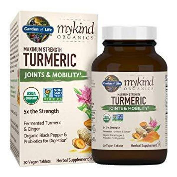 MyKind Herbal Turmeric Joint 30 Tablets