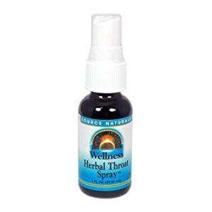 Wellness Herb Throat Spray
