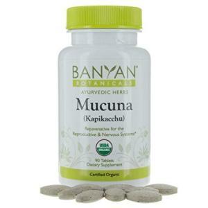 Mucuna Pruiens 90 Tablets