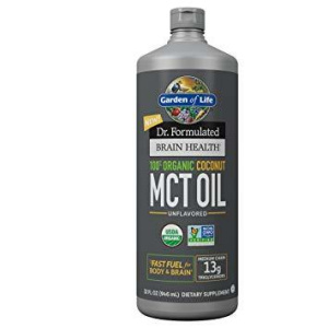 Organic MCT Oil (Large)