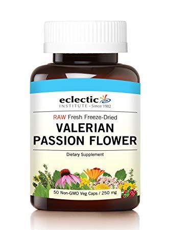 Valerian Passion Flower 50VC