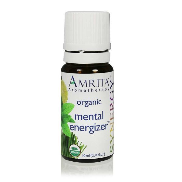 Organic Synergy Mental Energy Essential Oil
