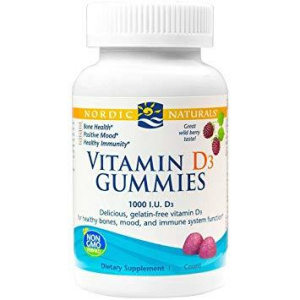 Vitamin D3 Gummies Travel