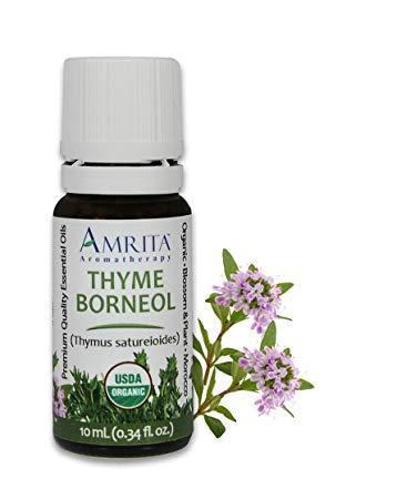 Organic Thyme Borneol Morocco Essential Oil