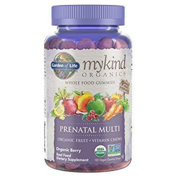 MyKind Prenatal Multi Gummy