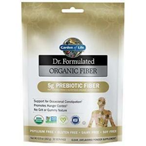 Dr. Formulated Organic Fiber Unflavored