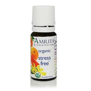 Organic Synergy Stress Free Essential Oil