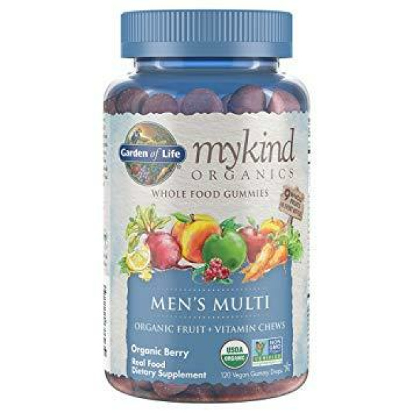 MyKind Mens 40+ Multi Gummy