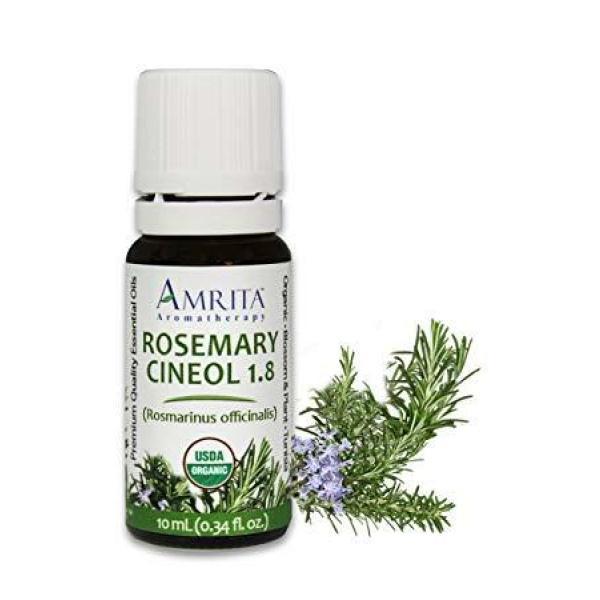Organic Rosemary Cineol 1.8 Essential Oil