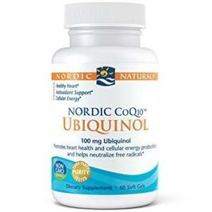 CoQ10 Ubiquinol 60 Softgels
