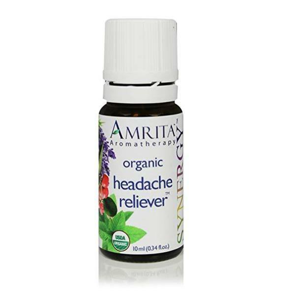 Organic Synergy Headache Reliever