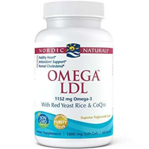 Omega LDL 60 Softgels