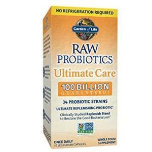 Raw Probiotics Ultimate Care