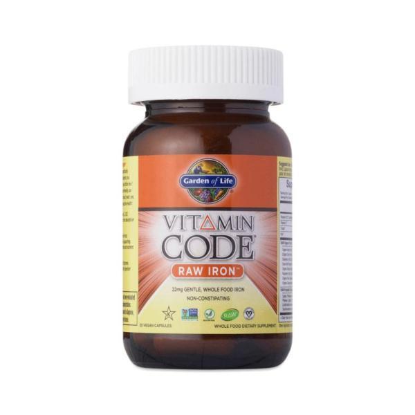 Vitamin Code Raw Iron 30C