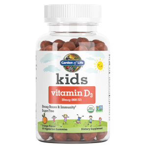 Kids Vitamin D3 Gummy 800IU 60ct