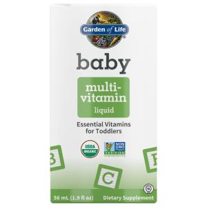 Baby Multi Vitamin Liquid 1.9oz
