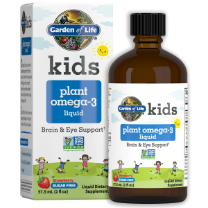 Kids Plant Omega 3 2oz