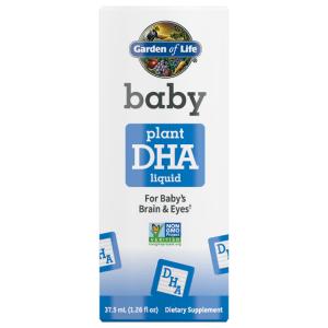 Baby Plant DHA Liquid 1.2 oz