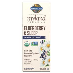 Mykind Elderberry & Sleep Syrup 6 Oz