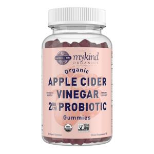 Apple Cider Vinegar Gummies with Probiotics 60CT