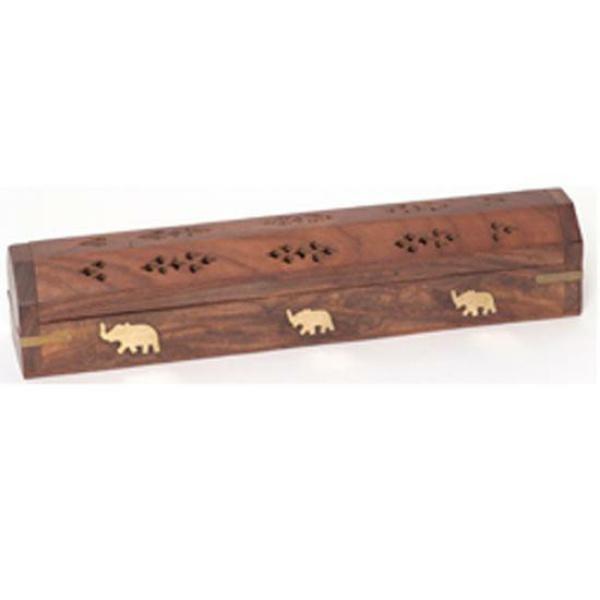 Coffin Burner Elephant
