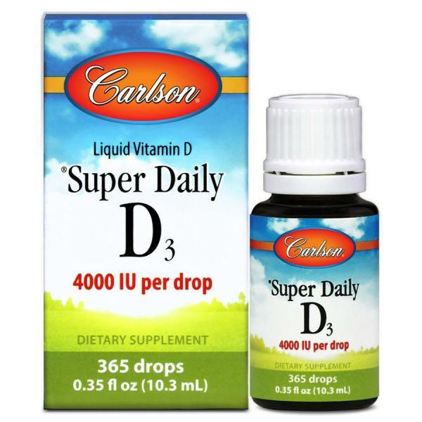 Super Daily D3 4000 IU