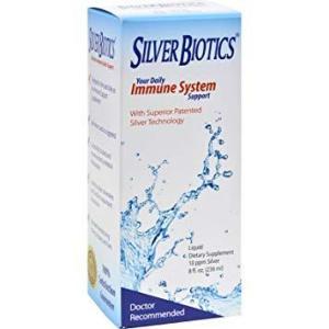 SilverBiotics Sliver Immune System Support 8 Oz