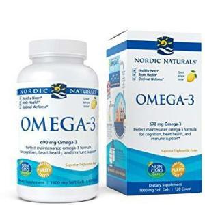 Omega 3 120 Softgels