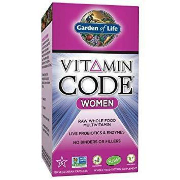 Vitamin Code Women's Multi 240C