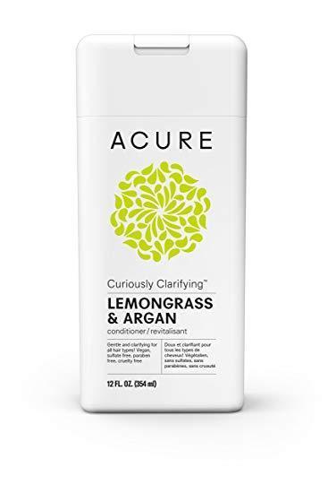 Clarifying Lemongrass & Argan Conditioner