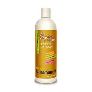 Organic Excellence Wild Mint Conditioner 16 Oz