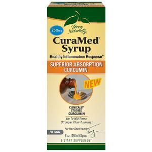 Curamed Syrup 250 Mg 8 Oz