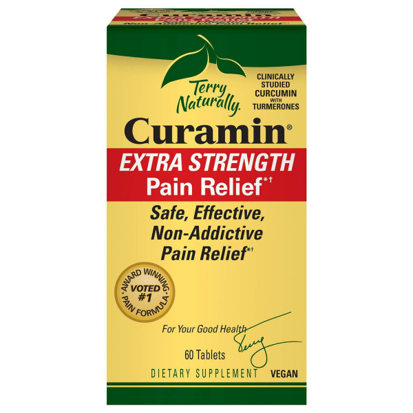 Curamin Extra Strength  60T