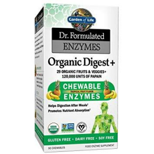 Dr. Formulated Organic Digest + Enzymes