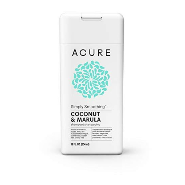 Smoothing Coconut & Marula Oil Shampoo