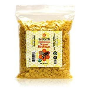 1 lb Organic Beeswax