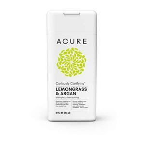 Clarifying Lemongrass & Argan Shampoo