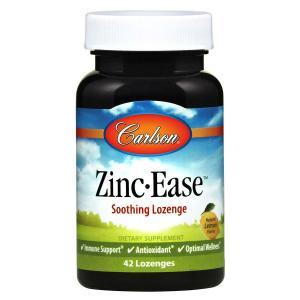 Zinc Ease Lozenge 42CT
