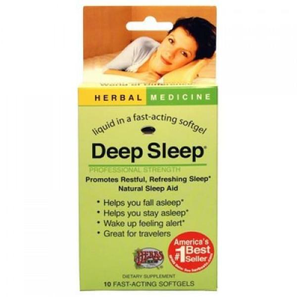 Deep Sleep 10 Ct Box