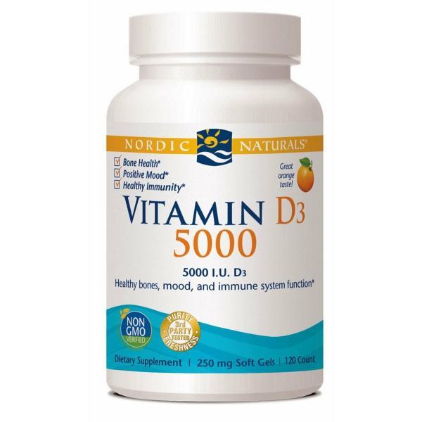 Vitamin D3 5000 120SG
